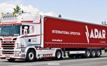 Scania Openpipe V8 Crackle v11.5 1.40