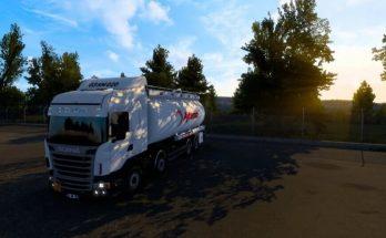 Scania R440 Tanker 1.40