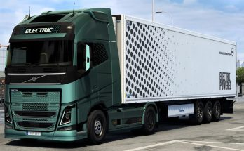 VOLVO FH ELECTRIC COMBO SKIN PACK V1.0