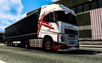 Volvo FH Holland Style v1.0