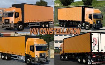 VW CONSTELLATION -SIDER/BAU CAMARA FRIA 1.40