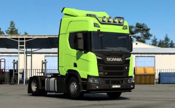 XT addons for Scania R&S Next-Gen v1.0
