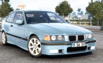 BMW M3 COMPACT (E36) 1996 1.40