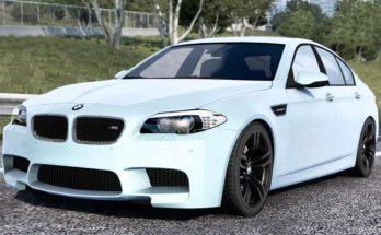 BMW M5 (F10) 2013 1.40
