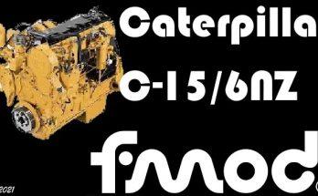 CATERPILLAR C-15/6NZ 1.40 - 1.41