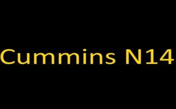 CUMMINS N14 ENGINES