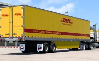DHL KW100E AND TRAILER PACK V1.0