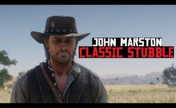 John Marston Classic Stubble V1.1