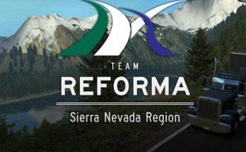 Sierra Nevada Map v2.2.35 1.40.x