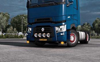 Bottom Slots for Renault Range T 1.40