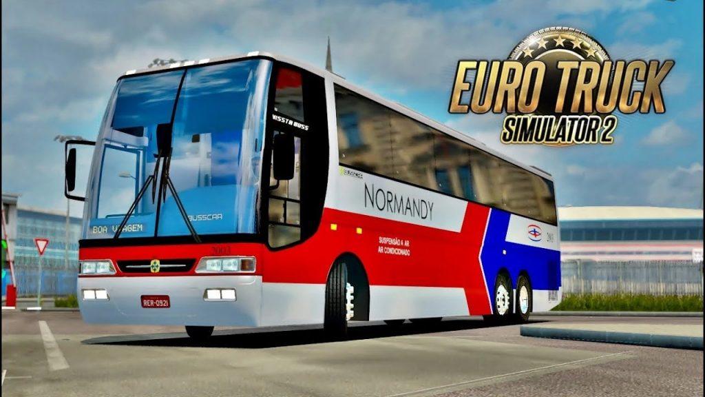 Busscar Vissta Buss O400 RSD - ETS2 1.40 and 1.41