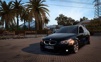 BMW 5-SERIES E60 M-TECH 1.40