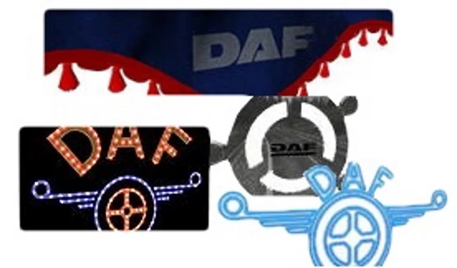 DAF XG-XG+ DLC Tuning Pack 1.40