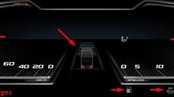 High Quality Dashboard - DAF 2021 XG & XG+ v1.1