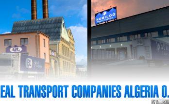 Real Transport Companies Algeria v0.2