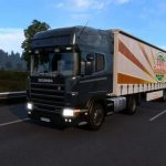 Pack of adapted traffic models 1.40