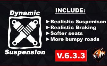 Dynamic Suspension V6 1.41.x