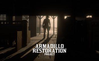 Armadillo Restoration Community Project
