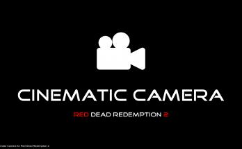 Cinematic Camera
