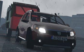 Dacia Sandero V1R70 (1.41)