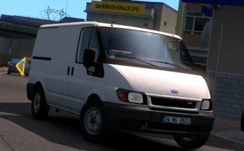 Ford Transit MK6 V1R50 (1.39) V1R70 (1.41)