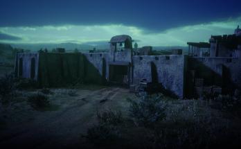 Fort Mercer undead nightmare
