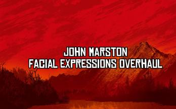 John Marston Facial Expressions Overhaul