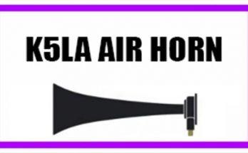 K5LA AIR HORN V1.0