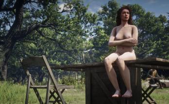 Nude Molly O'Shea