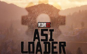 RDR 2 Asi Loader 0.1