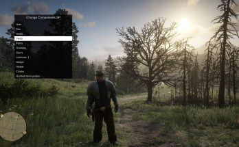 RDR 2 Outfit Changer 0.5