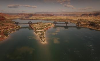 Ramita de la Baya - Bridge to Nuevo Paraiso - RDR2