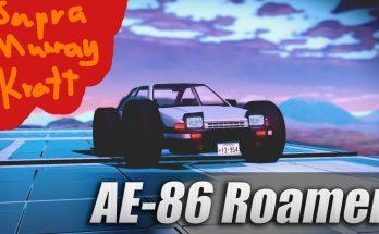 Supra Murray Kratt - AE86 for Roamer