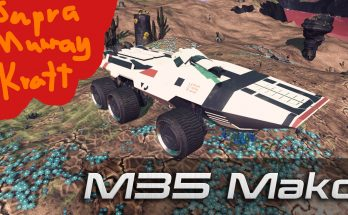 Supra Murray Kratt - M35 Mako for Colossus