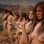 Van Der Nude Gang