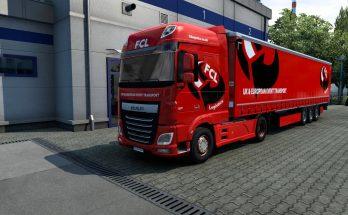 Combo skin FCL Event Logistics Ltd v1.0