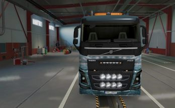 Front grill and Low grill with light slots v1.0