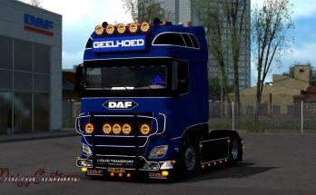 DAF - EC Truckstyling 1.40