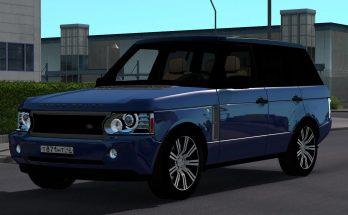 Land Rover Range Rover Supercharged V8 2008 v7.1 1.41