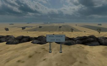 Road to Aral Reborn for TGS V2.0 1.40 - 1.41