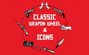 Classic Weapon Wheel and Icons 1.0