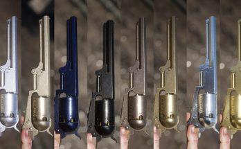 Gun Metal Rework