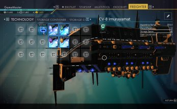 Max Upgrade Freighter Slot All Classes