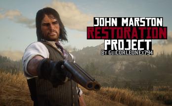John Marston Restoration Project V3.3