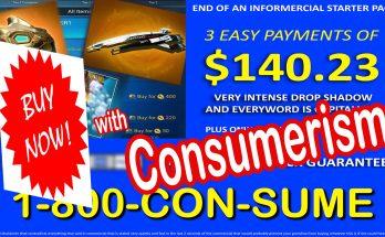 Consumerism - Expedition Twitch and Community reward unlocker