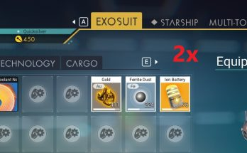 Snow's Inventory Stack Increase