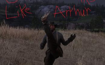 John Walks Like Arthur (Animation)