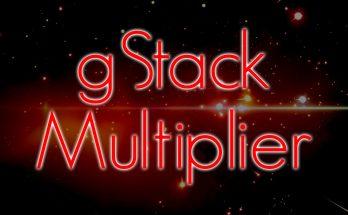 GStack - Gumsk's Stack Multiplier